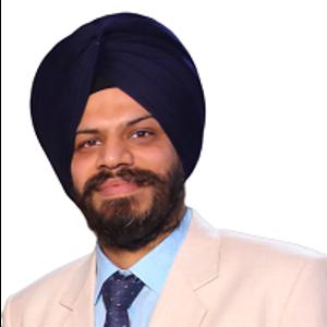 Photograph of Dr Devdeep Ahuja