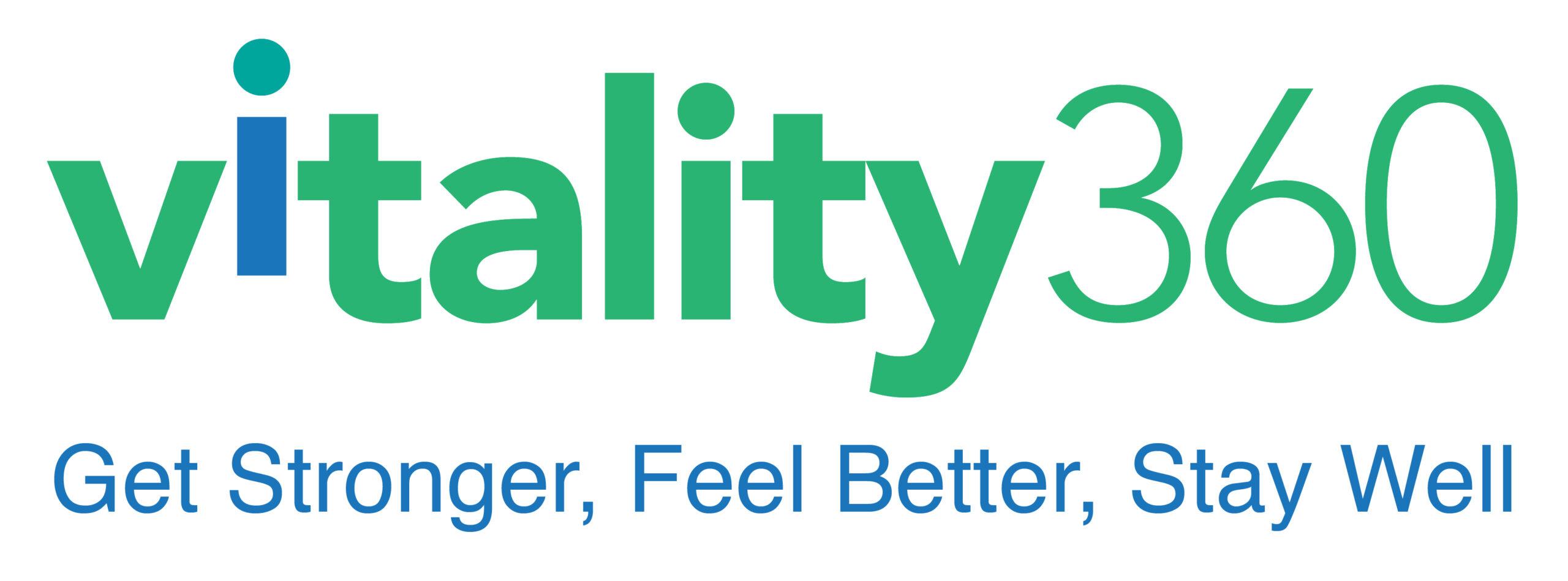 Vitality 360 Logo